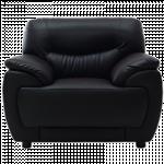 BOBBY Sofa PVC 1/S တစ္ေယာက္သံုး ဆိုဖာထုိင္ခံု