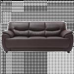 BOBBY Sofa PVC 3/S MC သံုးေယာက္ထို္င္ ဆိုဖာထုိင္ခံု