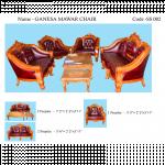 Ganesa Mawar Table and Chair အင္ဒိုနီးရွားကၽြန္းနွင့္ ျပဳလုပ္ထားသည့္ ဆိုဖာထိုင္ခံု