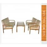 Coffee Table & Chair LRT-1, LS-12, LD-12 ေကာ္ဖီစားပြဲ