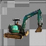 excavator 4 Ton ( IHI )