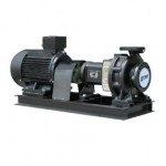 End Suction pump CNP model NISO