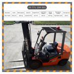 HELI Forklift (CPCD 30 ဒီဇယ္သံုး)