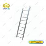 Galvanized Scaffold Monkey Ladder