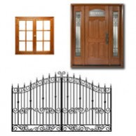 Windows, Doors & Gate