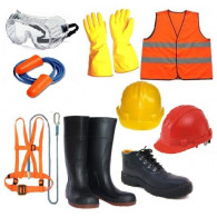 Safety Shoes and Equipments