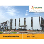 Steel Structures (Factory Project)