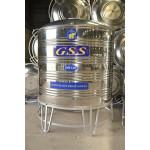 Steel Water Tank - 2000L (ရေတိုင်ကီ)