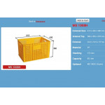 Food & Beverage Container (MS-1008H)