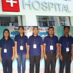 Hospital Security Service (ဆေးရုံ လုံခြုံရေး)